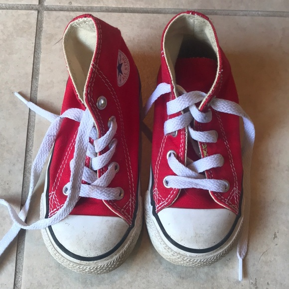 Converse Other - Toddler converse size 7 1e1188c58